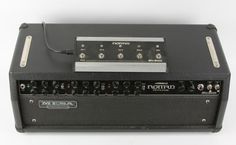 Mesa Boogie Nomad 55 Head Very Good, $649.00