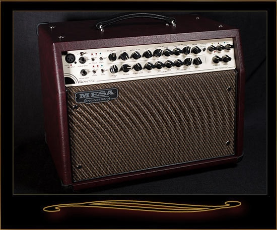 Mesa Boogie Rosette 300 Acoustic Combo Wine Taurus, Brand New, $1,188.00