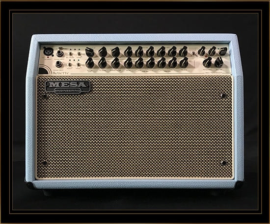 Mesa Boogie Rosette 300 Two:Eight Acoustic Combo Baby Blue, Brand New