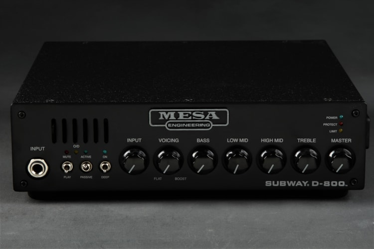 Mesa Boogie Subway D-800 - Head Brand New