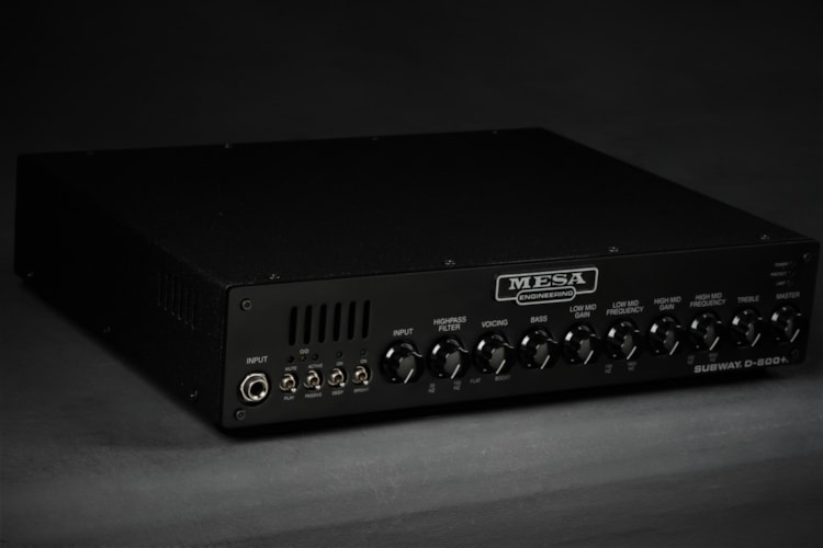 Mesa Boogie Subway D-800 Plus - Head
