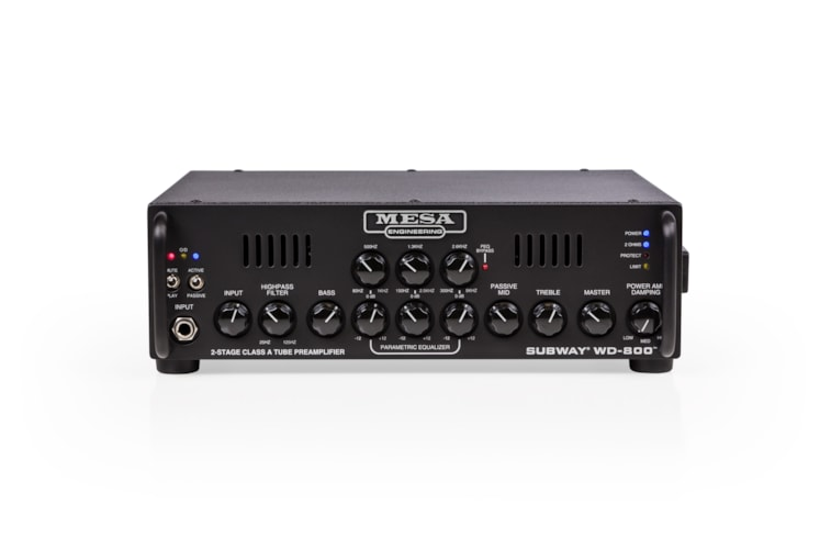 Mesa Boogie Subway WD-800 Bass Head