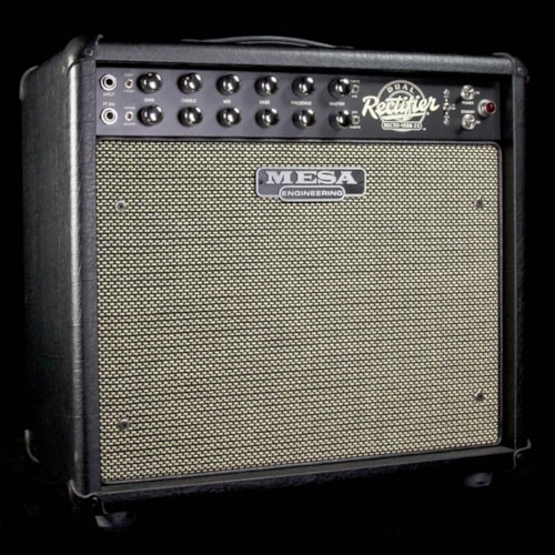 Mesa Boogie Used Mesa Boogie Dual Rectifier Recto-Verb 25 Electric Guitar Combo Amplifier Excellent, $999.00