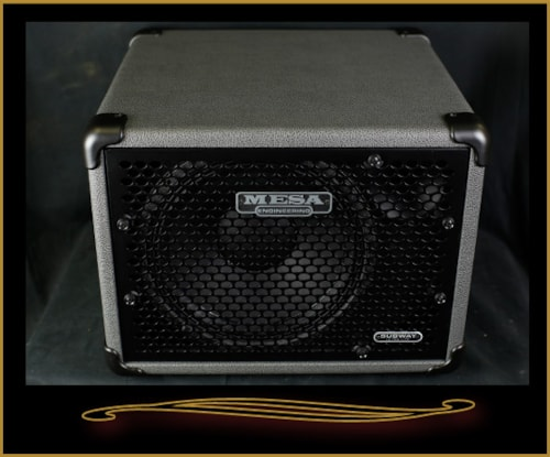 Mesa Boogie Walkabout Head and Subway 1x12 Cabinet British Slate, Brand New