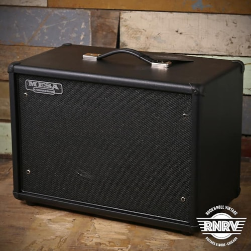 Mesa Boogie Widebody Closed Back 1x12 Cab