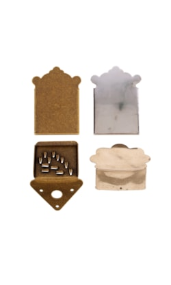 Misc Mandolin Tailpiece Covers