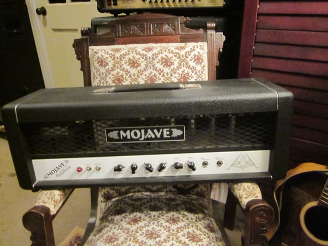 Mojave Peacemaker Black, Near Mint