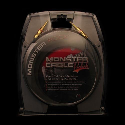 Monster Rock Instrument Cable (12 Foot) Brand New, $39.95