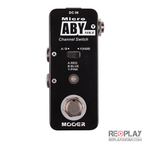 Mooer ABY MkII Brand New, $68.00
