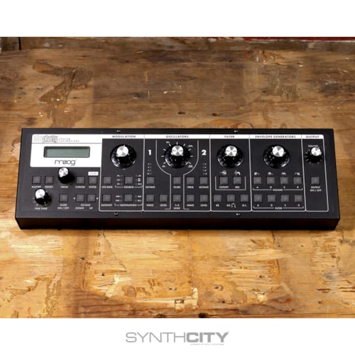Moog Slim Phatty Excellent, $549.00