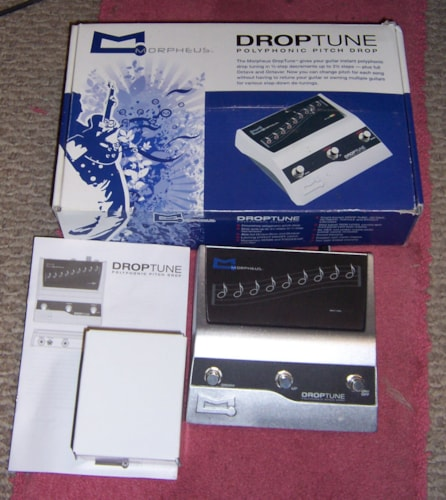 Morpheus Drop Tune Excellent, Call For Price!