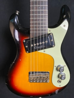 Mosrite Mini Travel