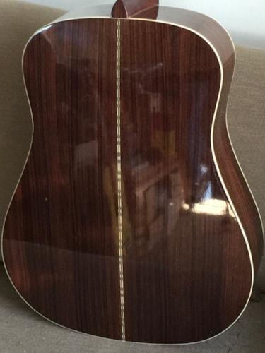 MOUNTAIN M-37 Nat. Spruce/Rosewood, Excellent