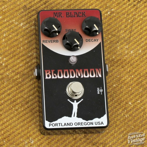 Mr. Black Bloodmoon Brand New $179.95