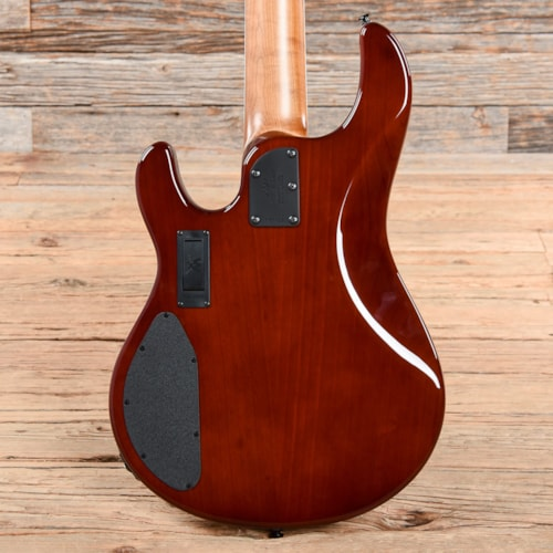 Music Man BFR StingRay Special 5 HH Giants Orange Quilt (Serial #F85418) USED