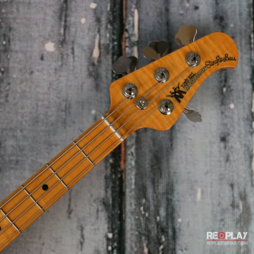 Music Man Stingray Bass Brand New, $1,999.00