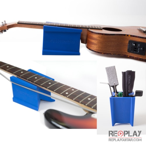 Music Nomad Cradle Cube - String Instrument Neck Support