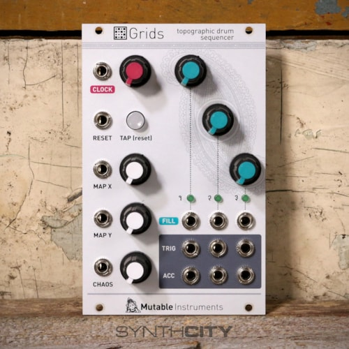 Mutable Instruments Grids Excellent, $189.00