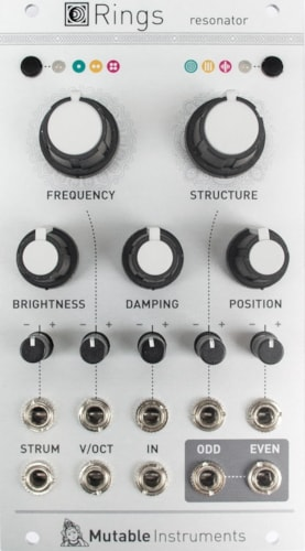 Mutable Instruments Rings Brand New