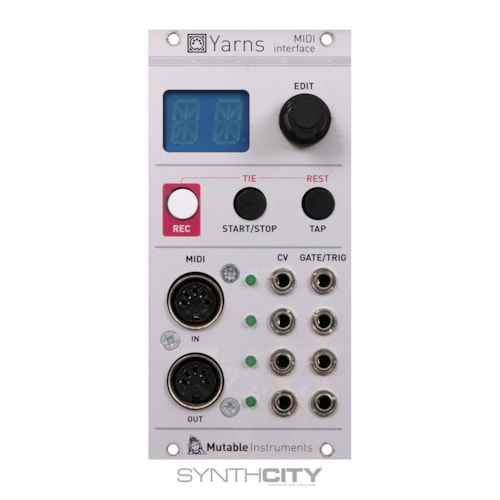 Mutable Instruments Yarns Excellent, $279.00