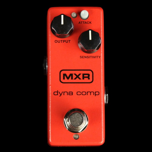 MXR Dunlop MXR Dyna Comp Mini Effects Pedal