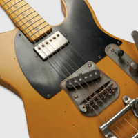2019 Nash Telecaster T52 with Bigbsy (1952 Reissue)