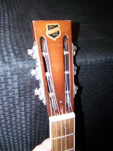 National Vintage Steel Excellent, Original Hard, $1,250.00