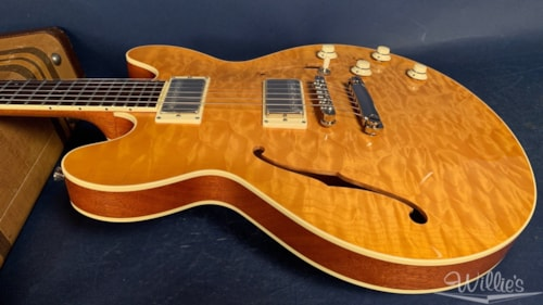 New 2019 Collings I-35 Deluxe