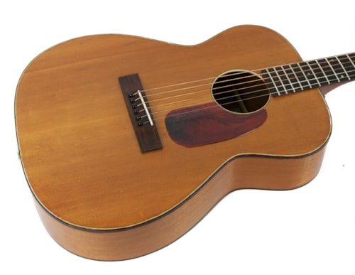 """""""New"""" Baxendale Conversion 1950s Harmony H-162 Natural"""
