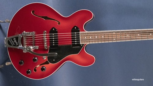 New Collings  I-30LC Candy Apple Red