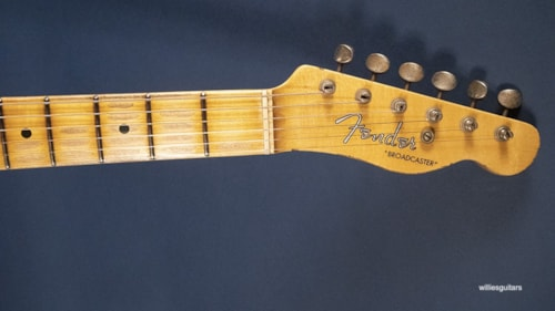 New Fender Custom Shop Limited Edition 70th Anniversary Broadcaster