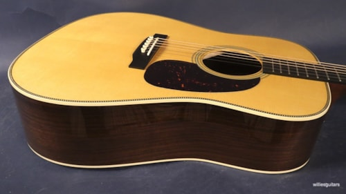 New Martin HD-28 Natural