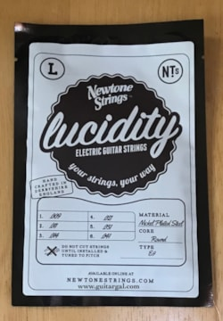 Newtone Lucidity Electric Guitar