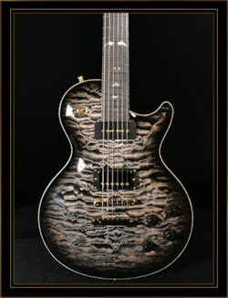 Nik Huber Orca with Exceptional Quilt Top