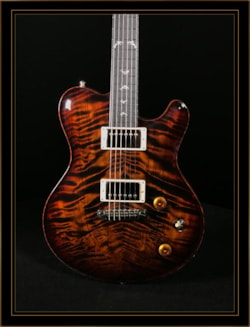 Nik Huber Redwood with Dolphin Inlays