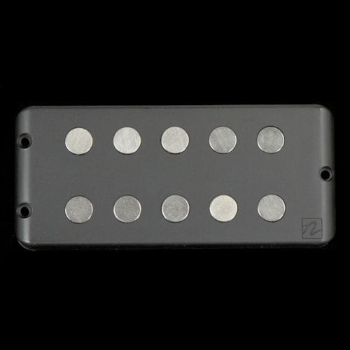 Nordstrand MM5.2 Dual Coil Narrow Spacing 5-String Electric Bass Pickup Black Brand New