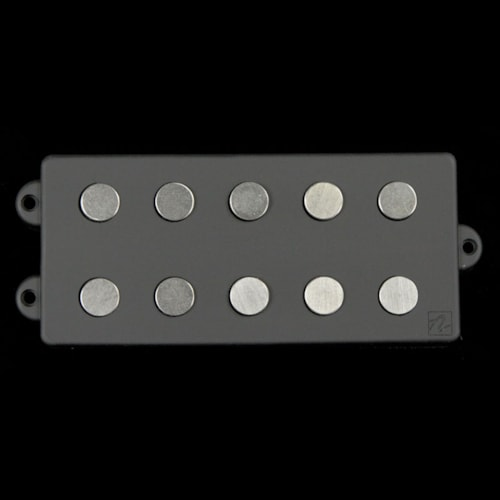 Nordstrand MM5.2 Dual Coil Wide-Spacing 5-String Electric Bass Pickup Black Brand New $121.00