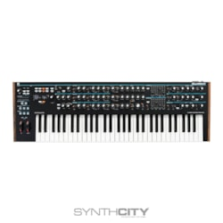 Novation Summit 61-Key 16 Voice Synthesizer