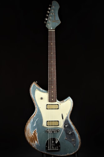 Novo Serus J - Ice Blue Metallic