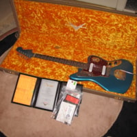 2019 Fender Jaguar Custom Shop (1962 Reissue)