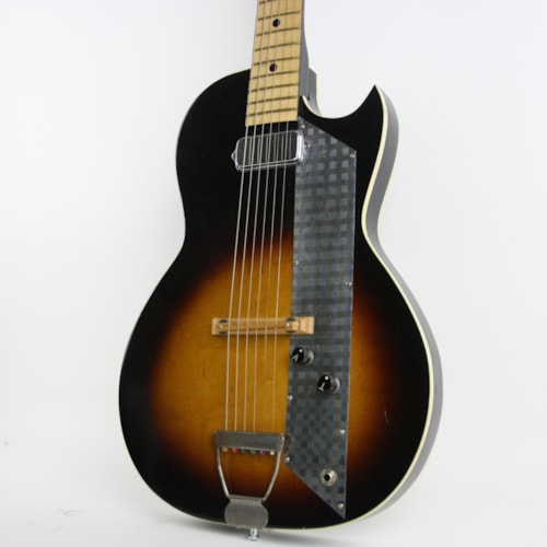 Old Kraftsman (Kay) Value Leader Sunburst, Very Good, Original Soft