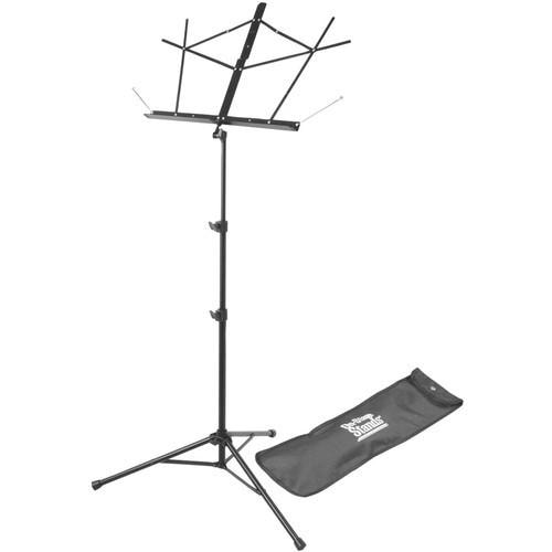 On-Stage Stands On-Stage Tubular Tripod Base Sheet Music Stand Brand New $20.95