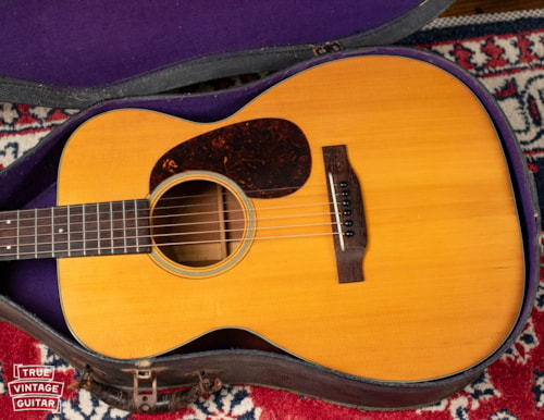 One Owner 1943 Martin 00-18 Crack Free