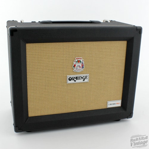Orange Amps Crush Pro CR60C Black
