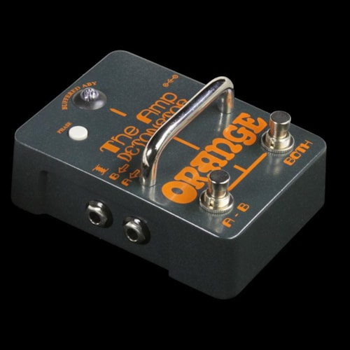 Orange The Amp Detonator AB/Y Amplifier Switching Pedal Brand New $135.00