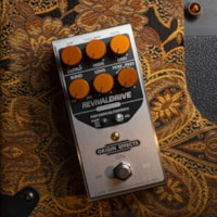 Origin Effects Revival Drive Compact - Real Amp Overdrive