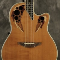 1987 Ovation 1987-4 Collector's Series
