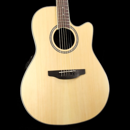 Ovation Applause Balladeer Acoustic Natural Brand New $299.99