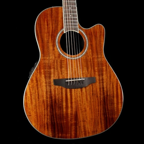 Ovation Applause Balladeer Plus Koa Acoustic Brand New $359.99