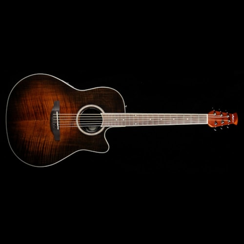 Ovation Applause Balladeer Plus Vintage Flame Acoustic Brand New $359.99